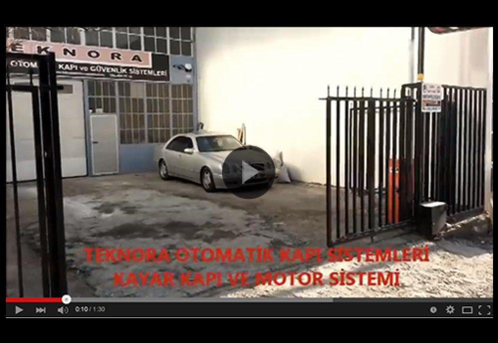 Kayar Kapı Sistemleri